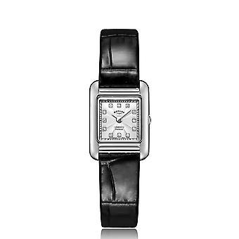 Rotary LS05285-70-D Women's Diamond Cambridge Wristwatch