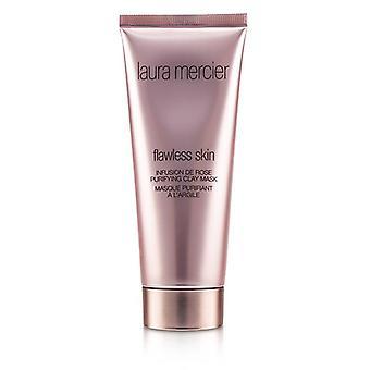 Laura Mercier vlekkeloze huid infusie de Rose zuiverende klei masker-75g/2.5 oz
