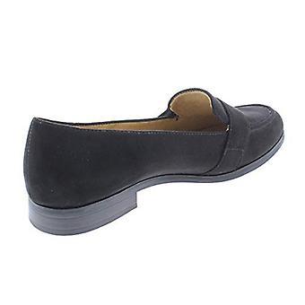 Naturalizer Womens Mina stof rund tå loafers
