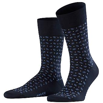 Falke Sensitive Jabot Socken - Dark Navy