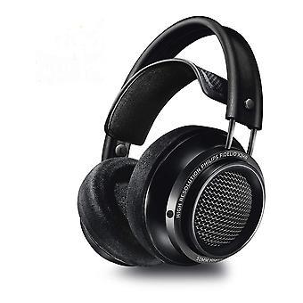 Philips Fidelio X2HR högupplöst hörlurar Svart