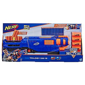 Nerf Elite Barrage Trilogy DS 15 Toy