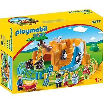 Playmobil 9377 123 Zoo