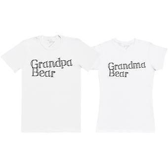 Grandpa Bear - Mens T-Shirt