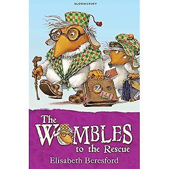 Wombles till undsättning. av Elisabeth Beresford