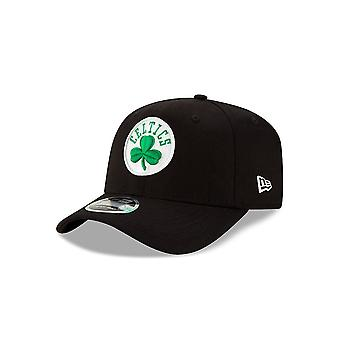 Nieuw tijdperk team stretch 9Fifty Cap ~ Boston Celtics
