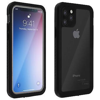 Coque iPhone 11 Pro Max Etanche Antichoc 2m Active Pro 4smarts Transparent