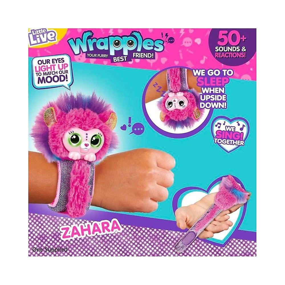 Lilla Levande Husdjur Little Live Wrapples Zahara