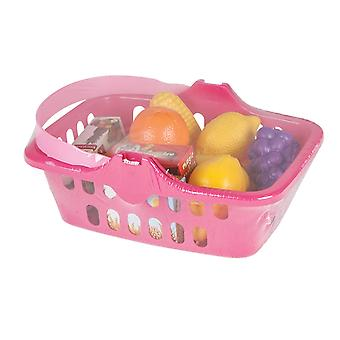 Pilsan Fruit Shopping Basket Pink
