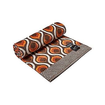 Slowtide Cabarita Beach Towel in Rust