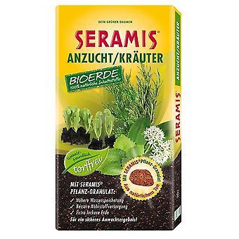 SERAMIS® Cultivation / Herbal Organic Soil, 20 litres
