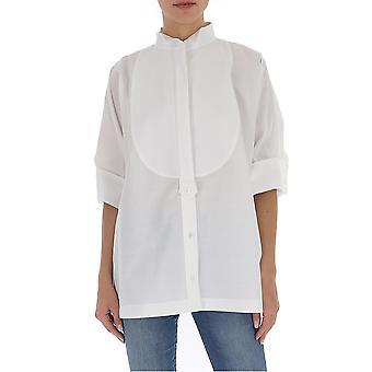 Sacai 2004821101 Chemise en coton blanc Femme