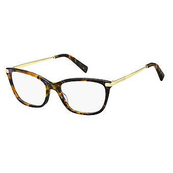Marc Jacobs Marc 400 MFX Plum Havana Glasses