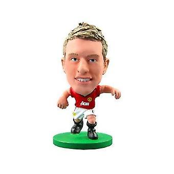 Soccerstarz Man United Phil Jones Home Kit