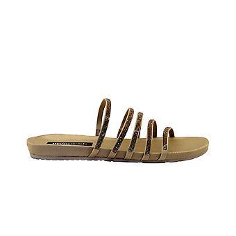 Pedro Garcia Galakakimica Women's Bronze Leather Sandals