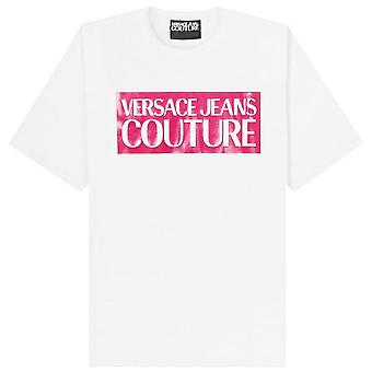 Versace Jeans Couture Printed Logo T-Shirt