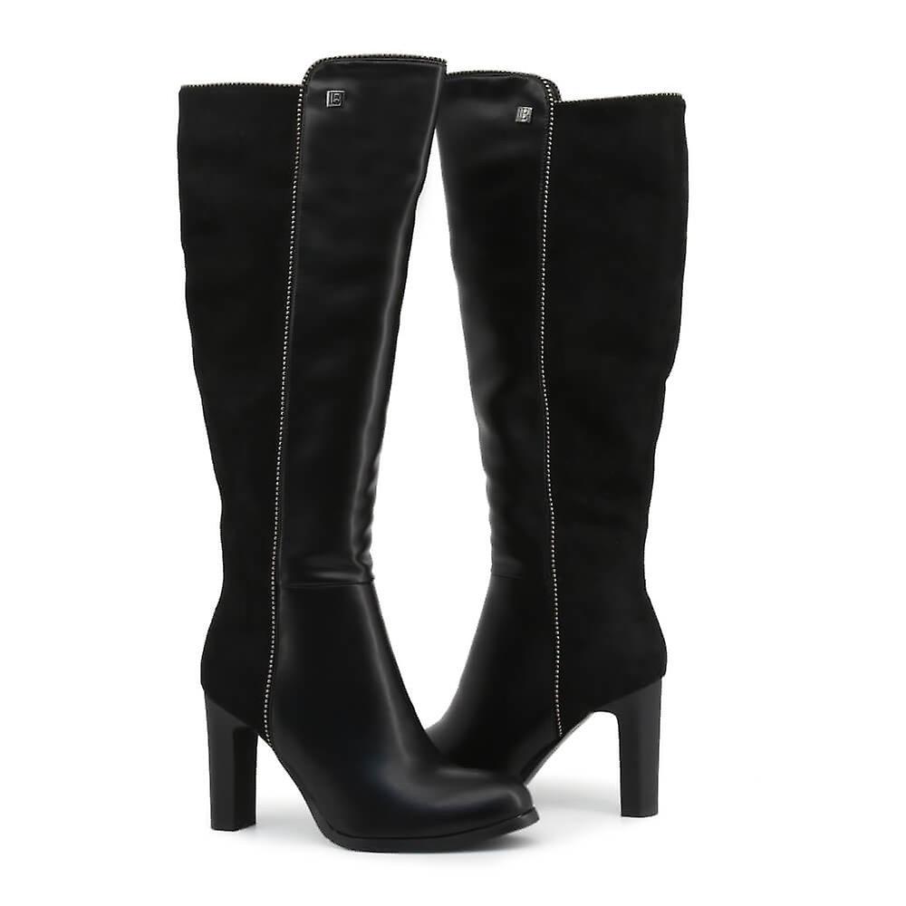 Laura Biagiotti Original Women Automne/Winter Boot - Couleur Noire 36257 - Remise particulière