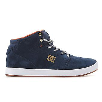 DC Crisis High ADBS100117NVY universal all year kids shoes