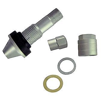 Tpms Valve Stem Kit, Tyre Pressure Sensor Valve Stem Repair Kit For Various Cars Tps-100003