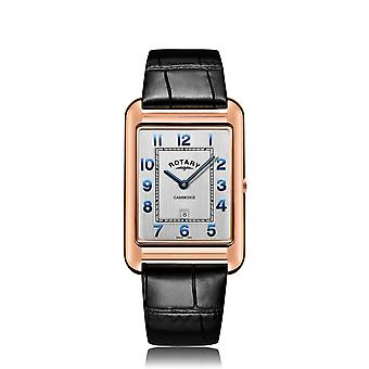 Rotary GS05284-70 Men's Cambridge Oblong Wristwatch
