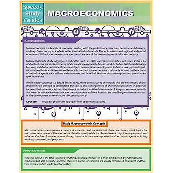 Macroeconomics Speedy Study Guides by Publishing LLC & Speedy