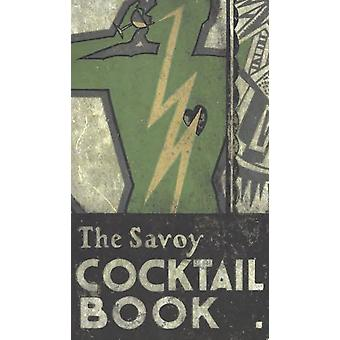 The Savoy Cocktail Book by Craddock & Harry