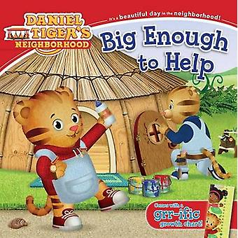 Big Enough to Help by Becky Friedman - Jason Fruchter - 9781481429429