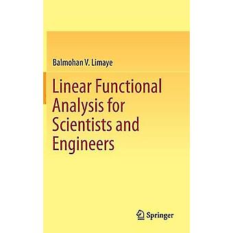 Linear Functional Analysis for Scientists and Engineers - 2016 by Balm