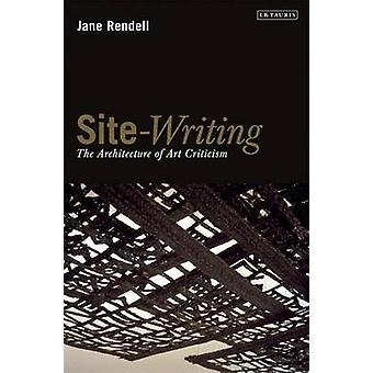 Site-Writing - L'architettura della critica dell'arte della professoressa Jane Ren