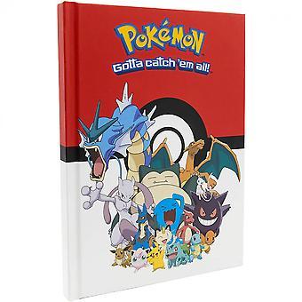 Pokemon Hardcover 6