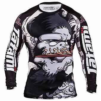 Tatami Fightwear Chess Gorilla Long Sleeve Rashguard