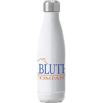 Arrested Development Bluth Company Logo Insulated Stainless Steel Water Bottle