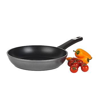 Thomas Thomas Hard Stone Titanium 24cm Non-Stick Frying PAN, Stainless Steel