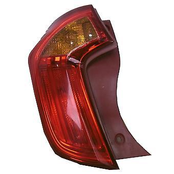 Left Passenger Side Rear Lamp for Kia PICANTO 2011-2018