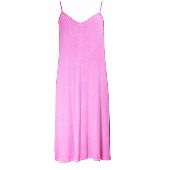 A Postcard from Brighton Ursula Pink Jersey Dress