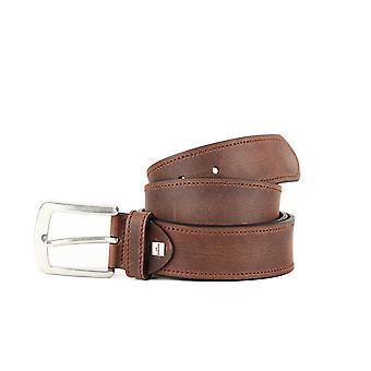 Brown Casual Men's Belt