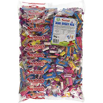 Swizzels Mini Sweet Mix Favourites 3kg