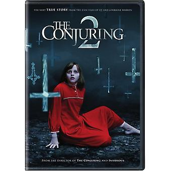 Conjuring 2 [DVD] USA import