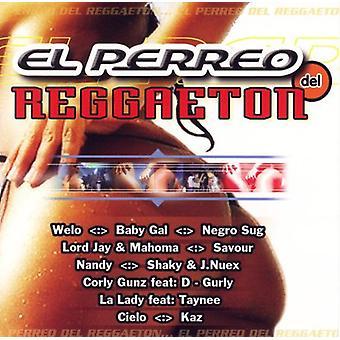 El Perreo Del Reggaeton - El Perreo Del Reggaeton [CD] USA import
