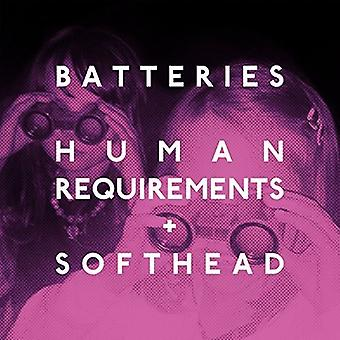 Batteries - Human Requirements [Vinyl] USA import