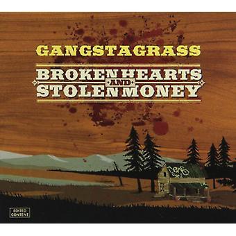 Gangstagrass - Broken Hearts & Stolen Money [CD] USA import
