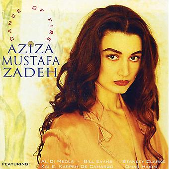 Aziza Mustafa Zadeh - Dance of Fire [CD] USA import