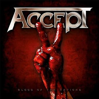 Accept - Blood of the Nations [CD] USA import