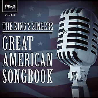 Coleman/Rodgers/Porter/Hamilton/Arlen/Young/Trenet - Great American Songbook [CD] USA import