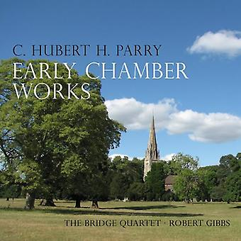 Parry/Twigg/Bridge Quartet - Early Chamber Works [CD] USA import