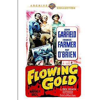 Importação de ouro [DVD] EUA fluindo