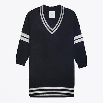 Delicate Love  - Wool Jumper Dress - Black