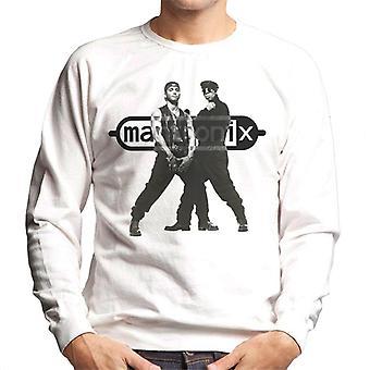 Mantronix Duo Shot Men's Sweatshirt