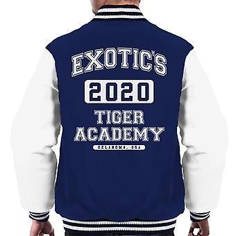 Joe Exotic 2020 Tiger King Academy Men-apos;s Varsity Jacket Joe Exotic 2020 Tiger King Academy Men-apos;s Varsity Jacket Joe Exotic 2020 Tiger King Academy Men-apos;s Varsity Jacket Joe Exotic