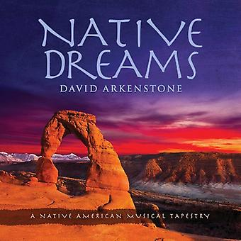 David Arkenstone - Native Dreams(Gen Mk [CD] USA import